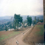 Alfajiri High School entrance from Place Mulamba (Bukavu,1995)