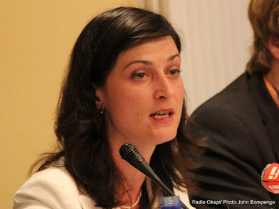 Member of the European Parliament, Mariya Nedelcheva