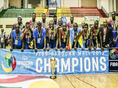 Leopards du Congo basketball