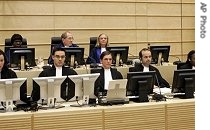 Judges of the International Criminal Court, November 9, 2006