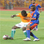 DR Congo football team - Leopards versus Ivory Coast