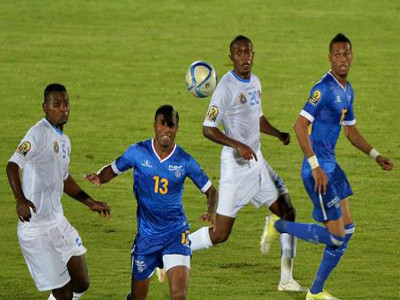 DR Congo play against Cape Verde on 1.22.2015