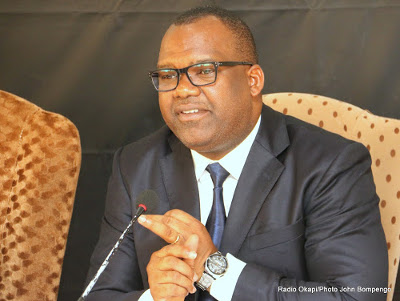 President of the Independent National Electoral Commission (INEC) Corneille Nangaa Yobelua