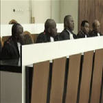 Congo-Kinshasa Supreme Court in session