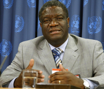 Doctor Denis Mukwege