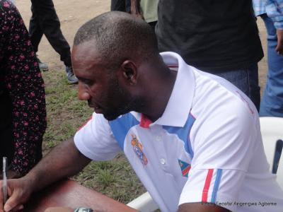 DR Congo Leopards Coach Florent Ibenge