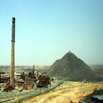 Gecamines copper mine in DRCongo's southern mining town of Lubumbashi
