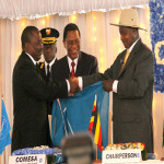 Kabila becomes COMESA's chairperson on 2.26.2014 in Kinshasa