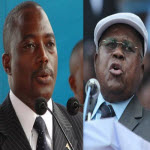 The two leading candidates, Joseph Kabila and Etienne Tshisekedi
