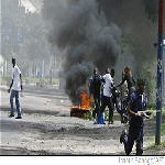 Kinshasa - election violence