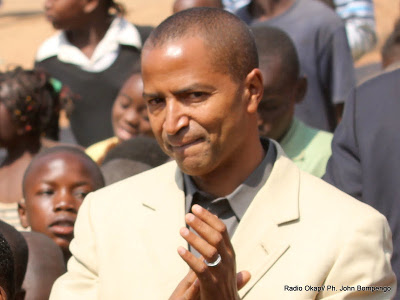 Moise Katumbi in Lubumbashi on 6.29.2011