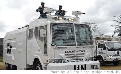 UN Peacekeepers in Congo