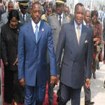 Joseph Kabila and Denis Sassou Nguesso