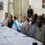 United Nations Security Council delegation in Kinshasa