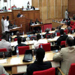 Democratic Republic of Congo Senate