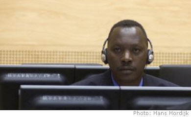 The International Criminal Court has set a March trial date for Congolese militia leader Thomas Lubanga, the first person to face trial at the world court.