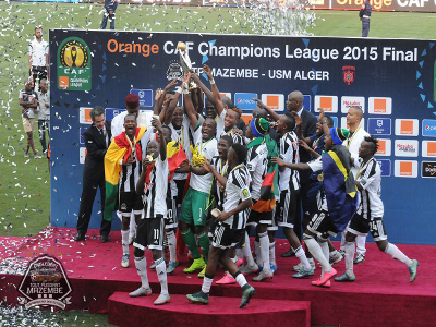 TP Mazembe Beat USM Alger to Win 5th Champions League Title