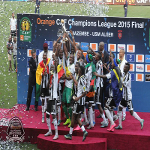 TP Mazembe win their 5th title in the Champions League