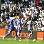 TP Mazembe against Zamalek in Lubumbashi