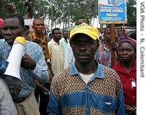 Kabila Supporters Face Trouble