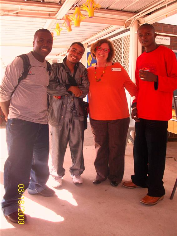 Me , Joseph , Medar , our Teacher